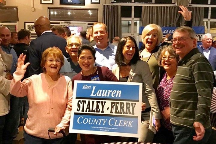 Susana Mendoza backs Staley-Ferry for Will County Clerk