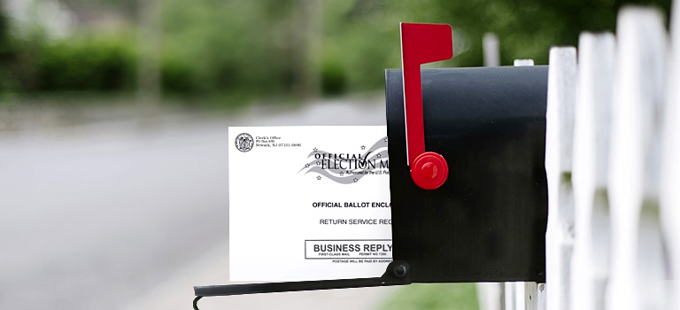Vote By Mail Applications Available for November Election