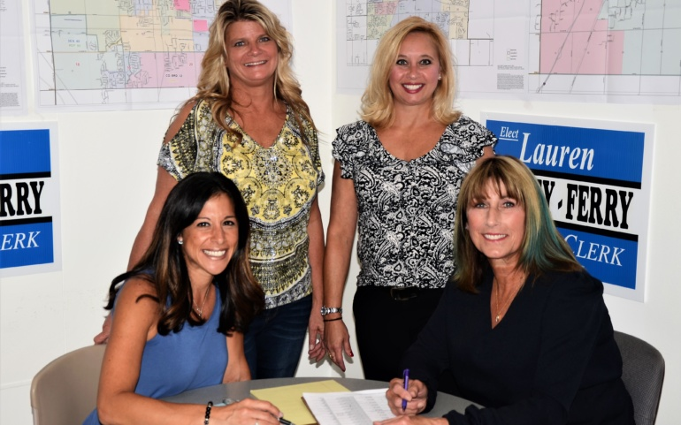 Three of Will County's Most Respected Records Keepers Endorse LSF